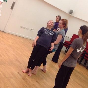 Workshops with Dawns i Bawb, Galeri, Caernarfon